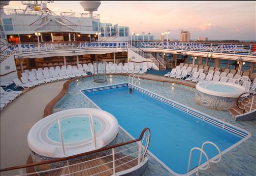 22 Night London Southampton To New York Cruise On